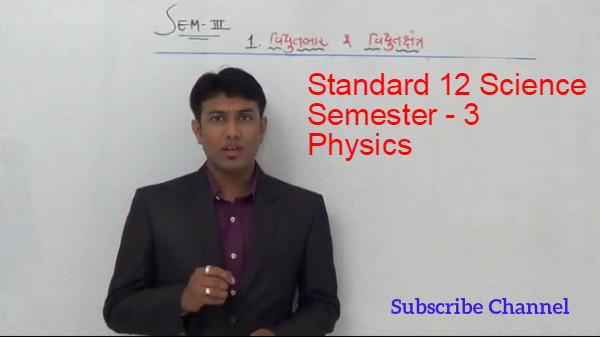 Std 12 Science Videos