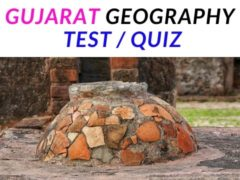 Gujarat geography online GK test